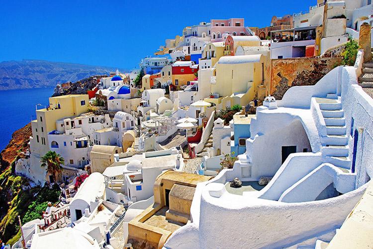اویا، یونان