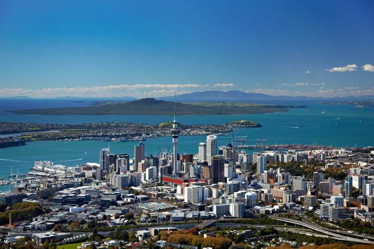 اوکلند، نیوزلند