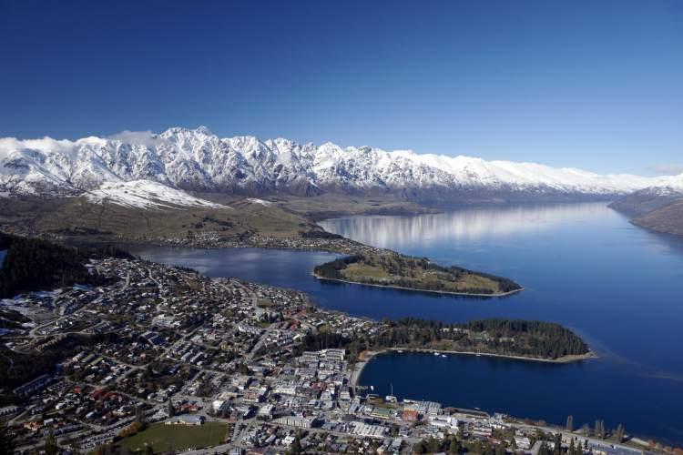 کرایست چرچ، نیوزلند
