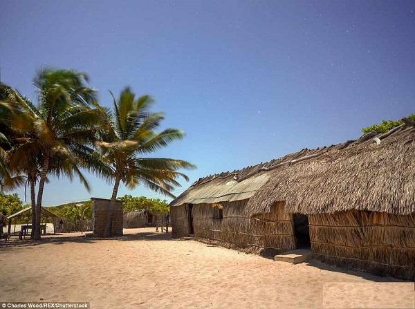 دریایی از شن و ماسه در برزیل