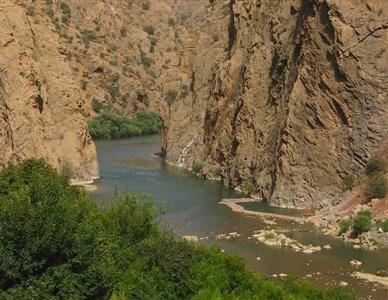 سیروان ، رودخانه زیبا و معروف کردستان