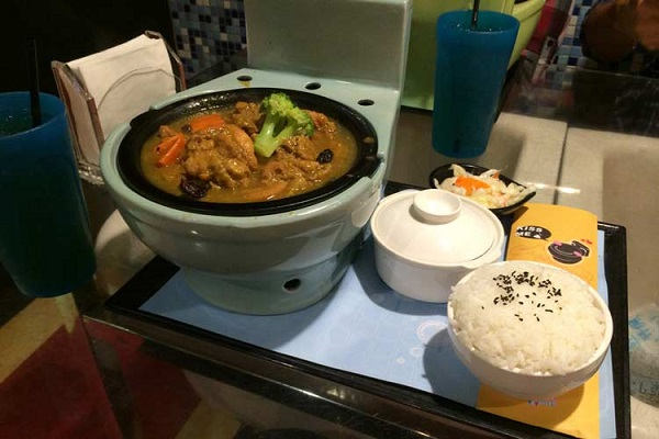 رستوران توالت مدرن، هنگ کنگ