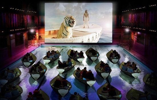 سالن نمایش المپیا در یونان