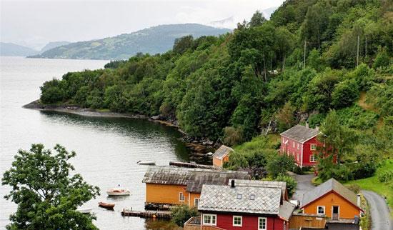 برگن؛ نروژ