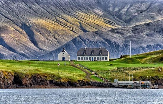 ریکجاویک؛ ایسلند