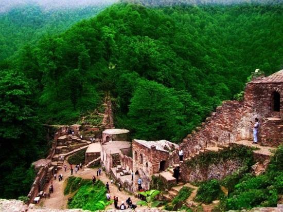 مناطق خنک و دیدنی برای سفرهای تابستانی در ایران