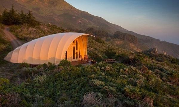 امکانات هتل 5 ستاره در این چادر مسافرتی
