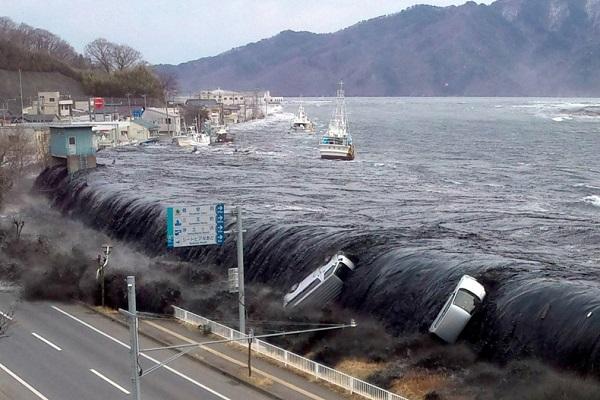 سیستم اعلام خطر سونامی در سواحل چابهار