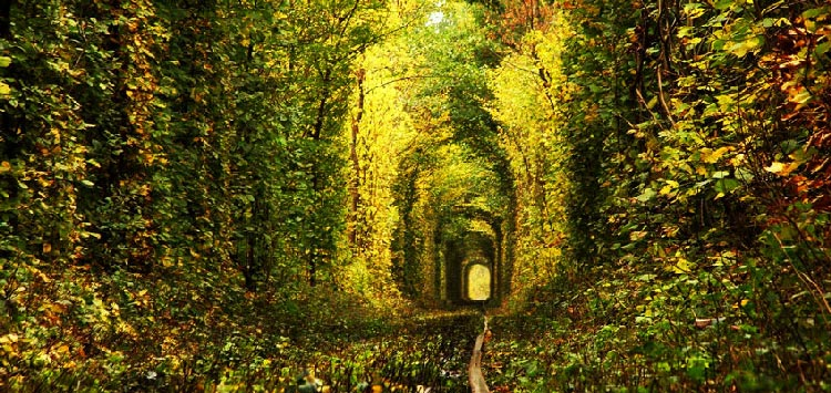 تونل عشق؛ اوکراین