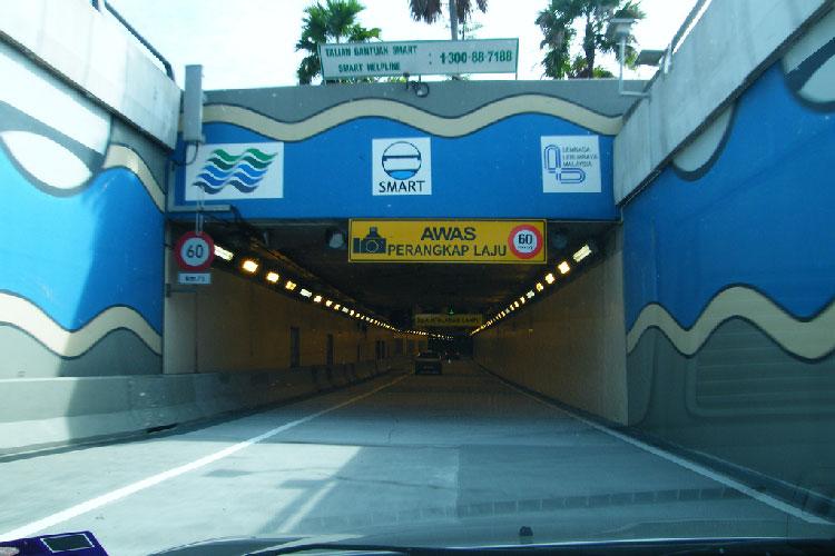 تونل اسمارت؛ کوالالامپور