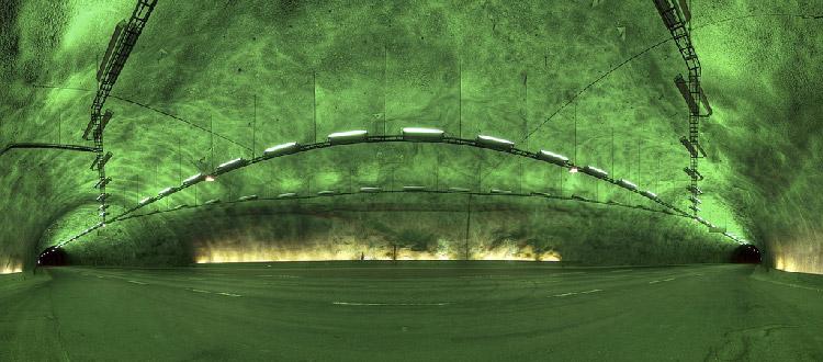 تونل لاردل؛ نروژ