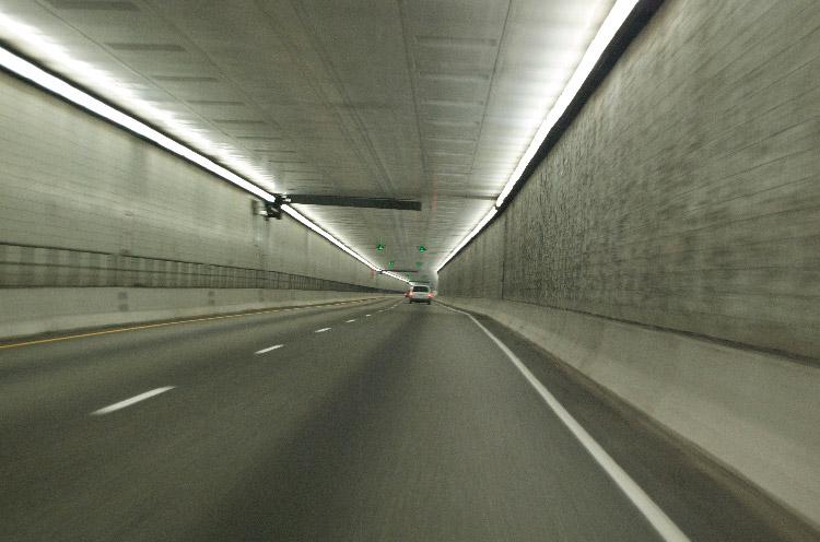 تونل آیزنهاور؛ کلورادو