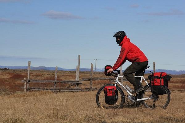 طی کردن مسافت چین تا مکه با دوچرخه