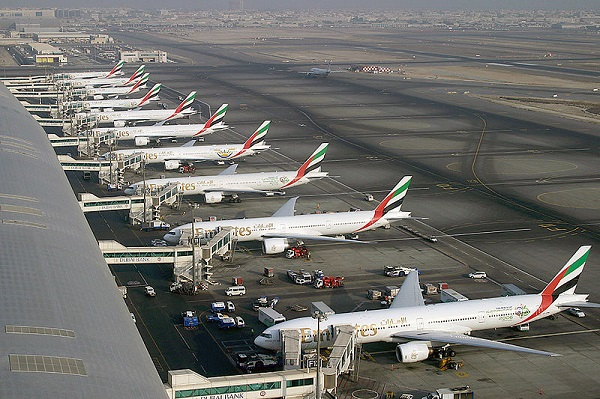 نتیجه تصویری برای فرودگاه دوبی