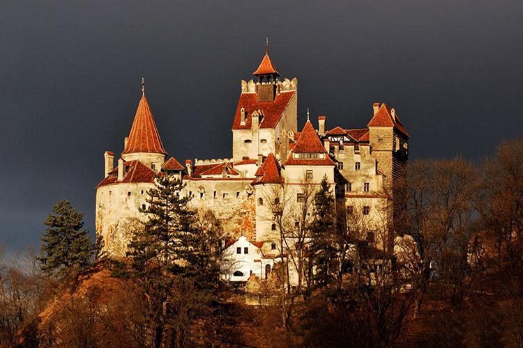 قلعهی دراکولا، رومانی
