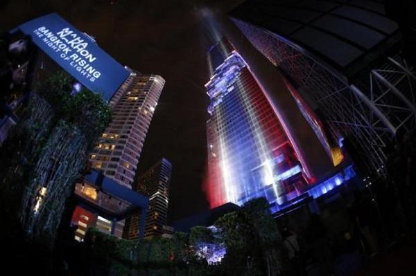 ماهاناخن بلندترین ساختمان بانکوک