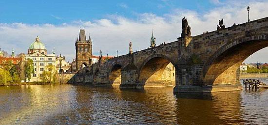 پراگ شهری زیبا در اروپا