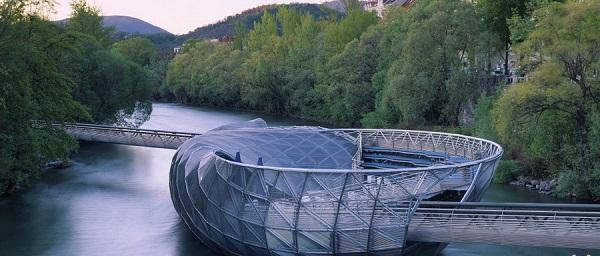 مورینسل : یک جزیره علمی تخیلی در اتریش