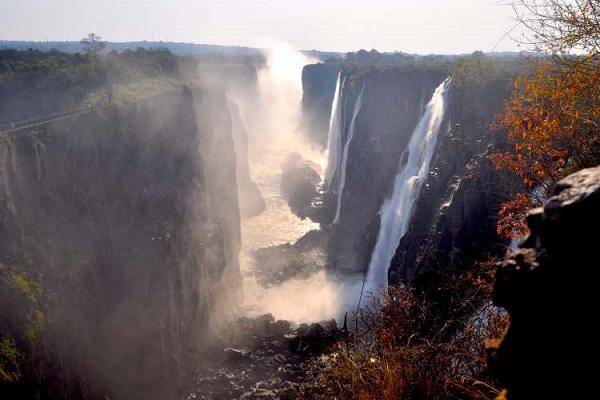 آبشار ویکتوریا (Victoria Falls)