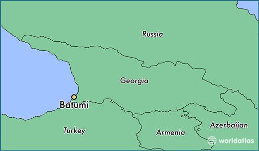 با باتومی بهشت گرجستان آشنا شوید
