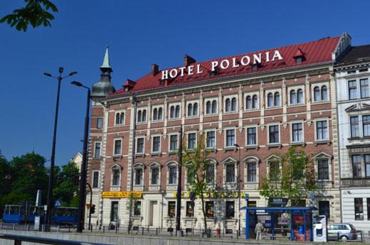 شهر کراکوف لهستان