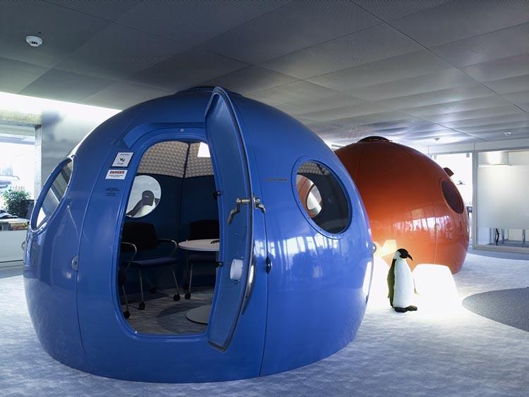 دفتر گوگل در زوریخ