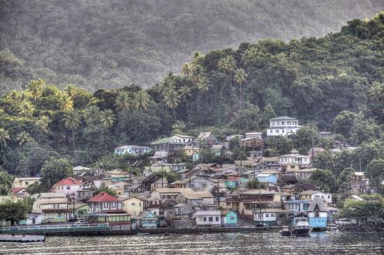 لوسیا ، جزیره ایی زیبا و منحصر به فرد