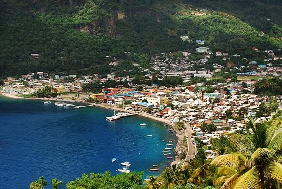 سنت لوسیا ، جزیره ایی زیبا و منحصر به فرد