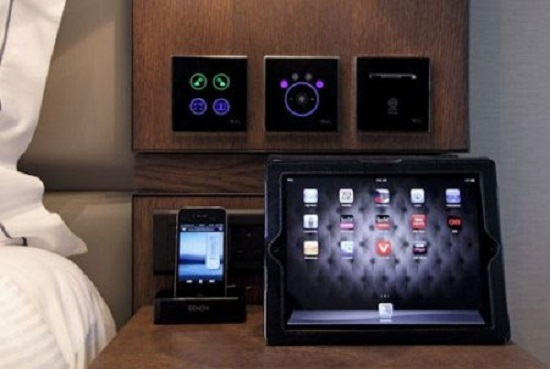 5 هتلی که کاملاً هوشمند هستند