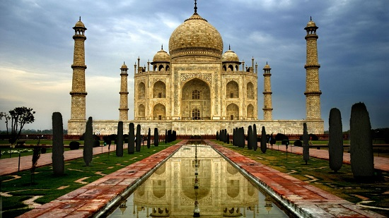 جاذبه های گردشگری هند ، تاج محل