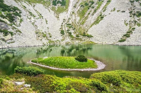 دریاچه های رومانی