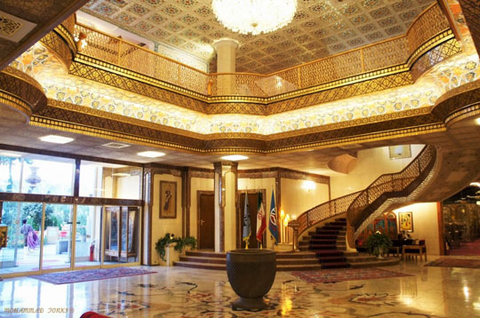 گراقیمت ترین و لوکس ترین هتل های ایران