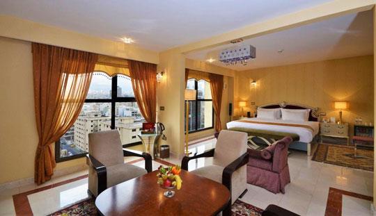 هتل اسپیناس، تهران