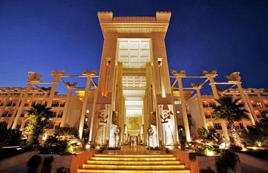 هتل داریوش، جزیره کیش