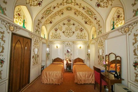هتل عباسی، اصفهان