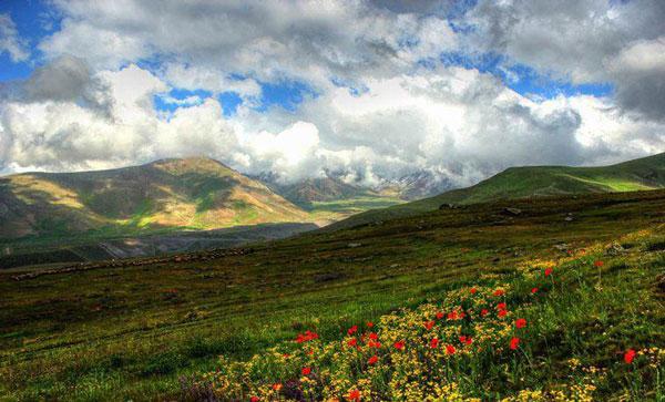 ییلاقات مشکین شهر در استان اردبیل