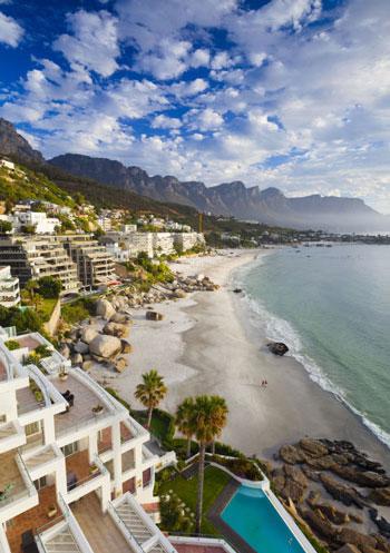 Clifton Beach؛ آفریقای جنوبی