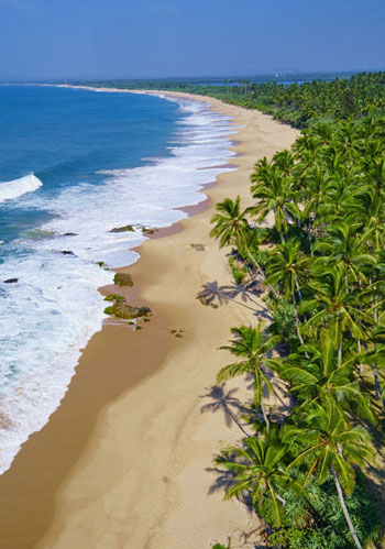 Tangalle Beach؛ سری لانکا