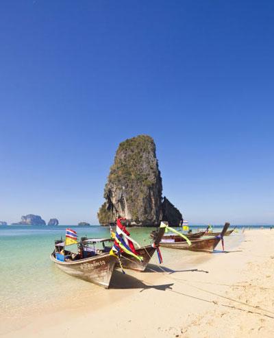 Railay Beach؛ تایلند