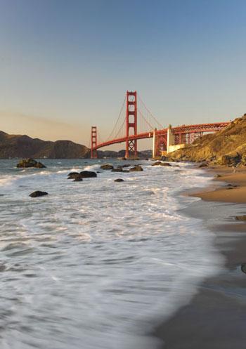 Baker Beach؛ سان فرانسیسکو
