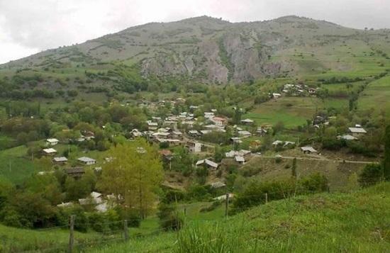 روستای سیبن ، روستایی زیبا در گیلان