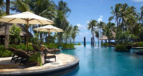 هتل شانگری لا بوراکی در فیلیپین