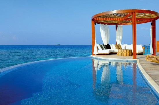 هتل w retreat & spa در مالدیو