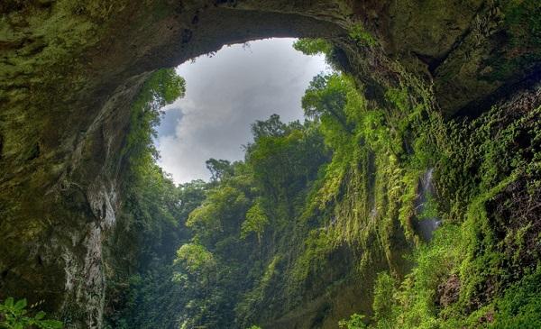 سون دونگ ، غاری بزرگ و شگفت انگیز در ویتنام