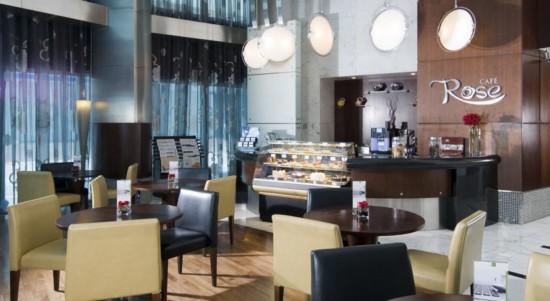 رستوران رز ریحان دبی