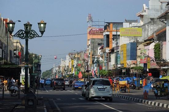 شهر تاریخی yogyakarta در اندونزی