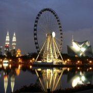تور مالزی 10 آبان 95 از مشهد