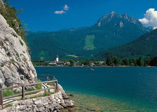 Salzkammergut Austria