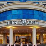 هتل هیلتون باکو آذربایجان Hilton Hotel Baku, Azerbaijan