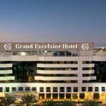 هتل گرند اکسلسیور دیره دبی+تصاویر